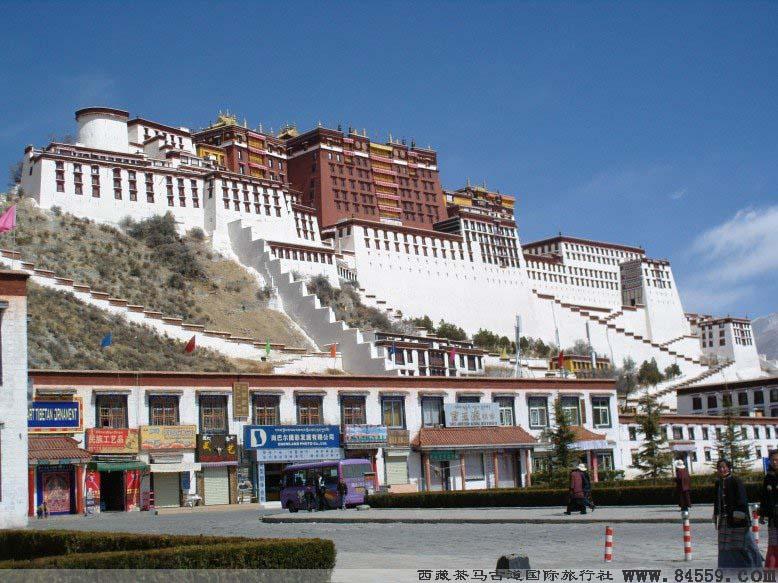 西藏拉萨市内游 纳木措 然乌 波密 鲁朗林